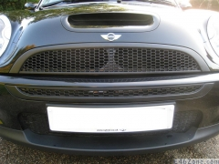 Aero grill fitted