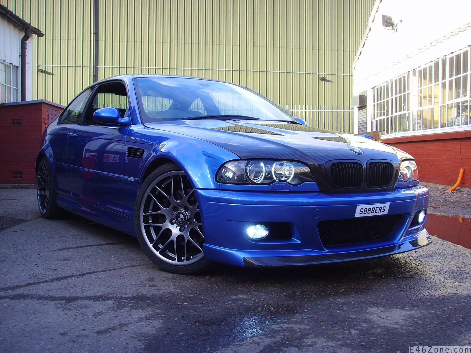 2x E46 M3 S For Sale Highly Modified Cars E46zone