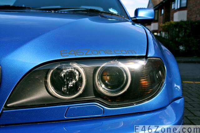 E46Zone.com Stickers
