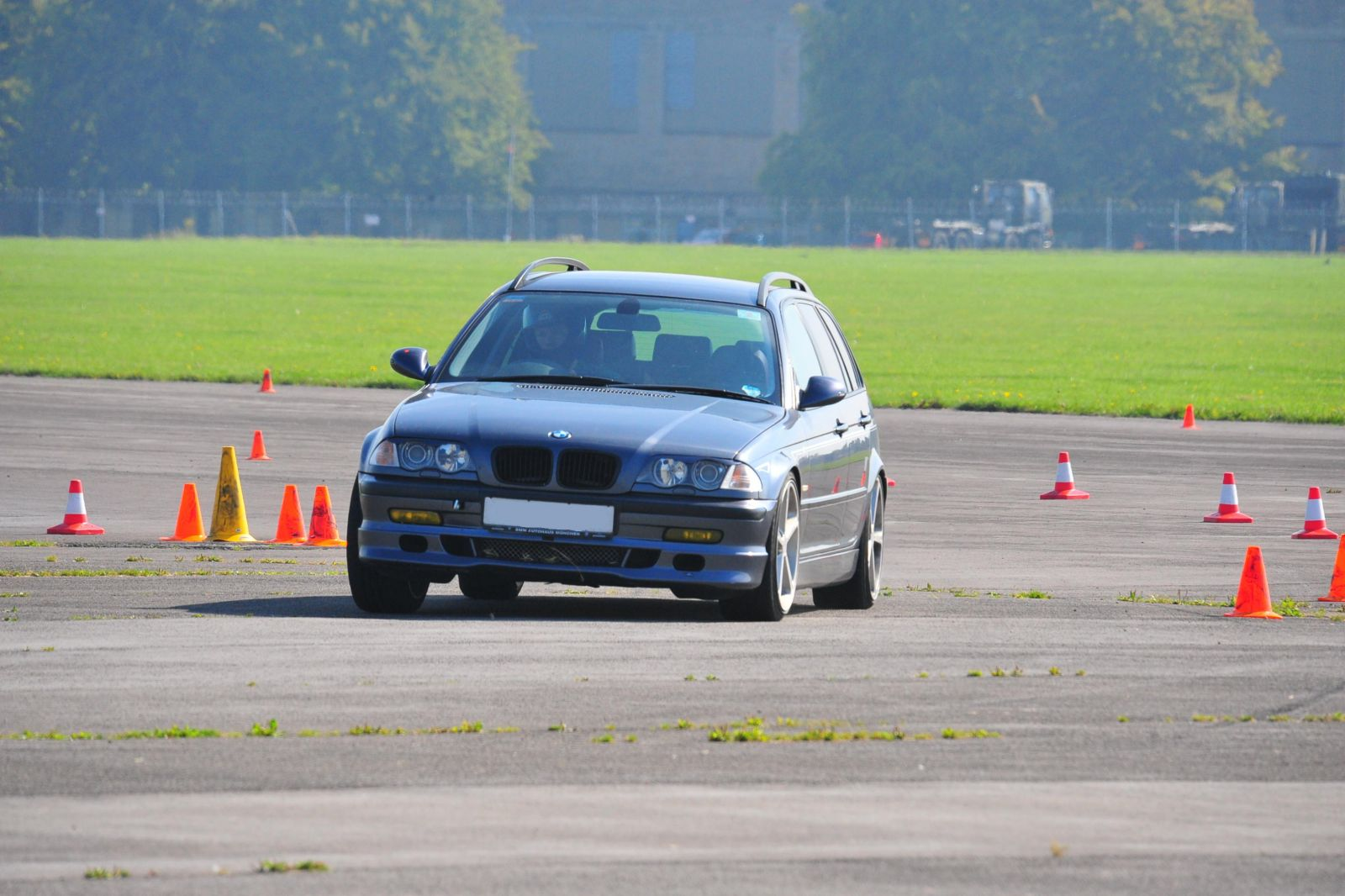 ACS3 Hullavington Trackday racing