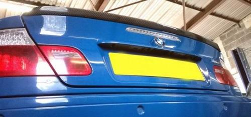 Fitted spoiler
