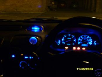 LED dash cluster conversion - Interior Styling (E46) - E46